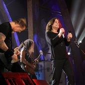 Metallica with Ozzy Osbourne