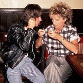 Jeff Beck & Rod Stewart