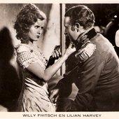 Lilian Harvey & Willy Fritsch