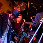 The Slackers @ Ernesto's (Sittard)