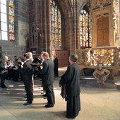 Schola Hungarica - live at Regensburg