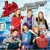 """Albumcover \""""Junge Dichter und Denker\"""""""