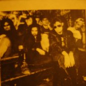 David Ouimet with Foetus at CBGB's, live on tour 1991 to 1993