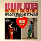 George Jones & Margie Singleton