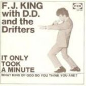 F.J. King with D.D. and The Drifters