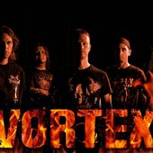 Vortex - band photo