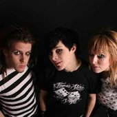 Promotional photo from their MySpace site