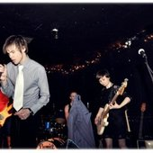 Mansfield Holiday supporting Hatcham Social @ The End Bar Newcastle 2009