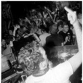 Playing at Planet Angel, Hidden Nightclub, London, 2010