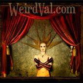 "Veronique Chevalier, The ""Weird Val\"" Of Dark Cabaret"