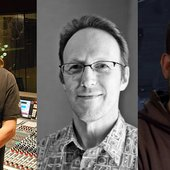 Lennie Moore, Mark Griskey & Jesse Harlin