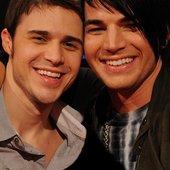 Adam Lambert & Kris Allen