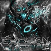 Excision - X-Rated (mau5cd009)