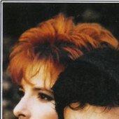 Mylene Farmer & Jean-Louis Murat