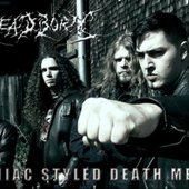 Deadborn - Line-up