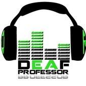 Deaf Professor