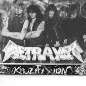 Betrayer (Aut)