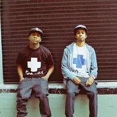 YOUNG L AND LIL B