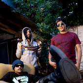 """Los Natas \""""Vans Off The Wall\"""" promotional photography"""