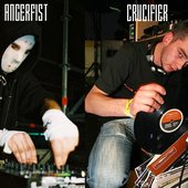 Angerfist & Crucifier