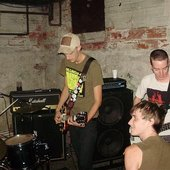 Hembrough, Dave, and Spillane - Indianapolis, '09