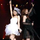 Megumi & May'n in concert