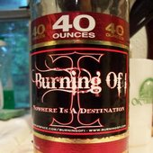 Burning Of I