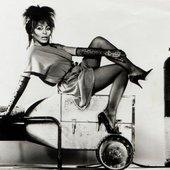 Tina Turner is fierce