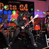 Cota G4 (live, 2012)