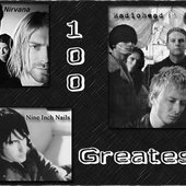 100 Greatest Rock Songs of the 90s