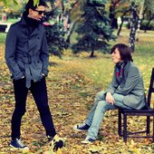 Yura & Maksim (Autumn photosession by Elena roverphoto Gerasimova)