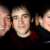 Laura Beth Wells, Patrick Page & Reeve Carney