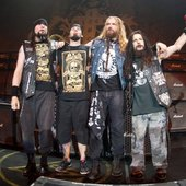 Black Label Society 2012