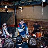 Pheramones @ DIT Fest 2009 in Kent, OH