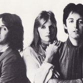 Denny Laine & Paul McCartney