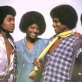 Michael Jackson with the Jackson 5