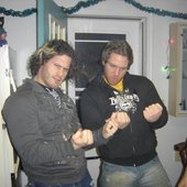 Alex Shelley and Chris Sabin