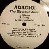 Adagio!