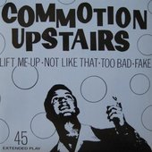 commotion upstairs