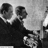 Ravel with Nijinsky