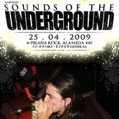 Promo 'Sounds Of The Underground' - Santiago, Chile