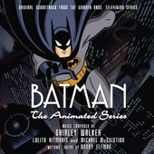 Batman: The Animated Series (Disc 1)