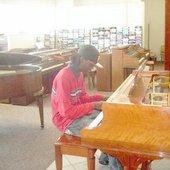 Antoine Smith, pianist