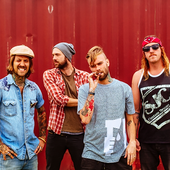 The Used 2014 PNG