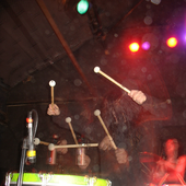 Sonny on the Drums