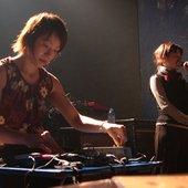 Sachiko M & Ami Yoshida