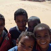 Children in Djounhan