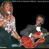 Carol Fran & Clarence Hollimon