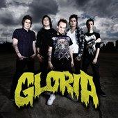 """Capa do CD \""""Glória\"""" 2009"""