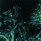 Parks album cover / web background